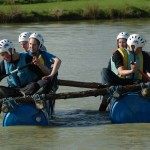 Llain Activity Centre | Raft Building image 3