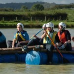 Llain Activity Centre | Raft Building image 4
