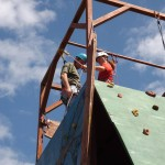 Llain Activity Centre | Climbing & Abseiling image 1