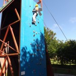 Llain Activity Centre | Climbing & Abseiling image 5