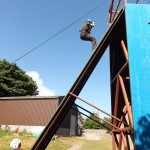 Llain Activity Centre | Climbing & Abseiling image 6