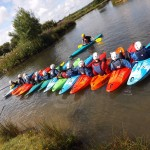 Llain Activity Centre | Kayaking and Canoeing image 5