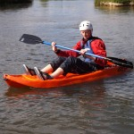 Llain Activity Centre | Kayaking and Canoeing image 7