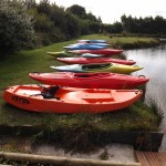 Llain Activity Centre | Kayaking and Canoeing image 13