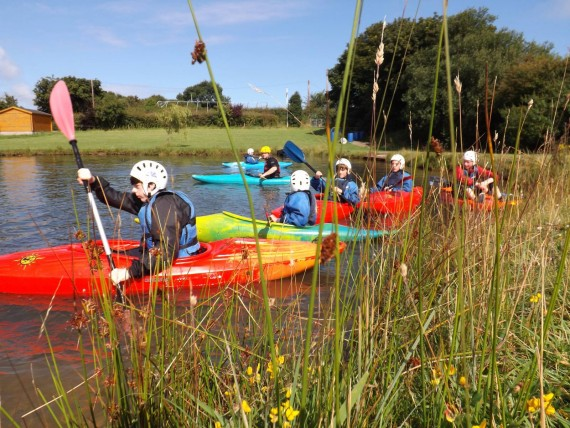 Llain Activity Centre | Kayaking and Canoeing image 6