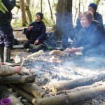 Llain Activity Centre | Bushcraft, Bivouac & Campfire image 3