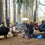 Llain Activity Centre | Bushcraft, Bivouac & Campfire image 11
