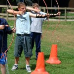 Llain Activity Centre | Archery image 2