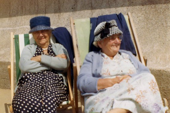 Relax with your hat on at Cosy Cabins Wales