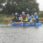 Llain Activity Centre | Raft Building image 8