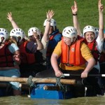 Llain Activity Centre | Raft Building image 1
