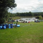 Llain Activity Centre | Raft Building image 6