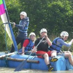 Llain Activity Centre | Raft Building image 5